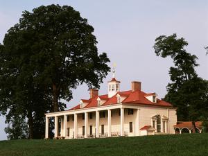 Mount Veron, Home of George Washington, Washington DC, USA by Walter Bibikow