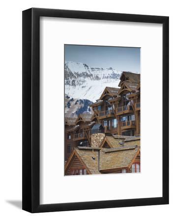 Mountain Village Ski Area, Telluride, Colorado, USA