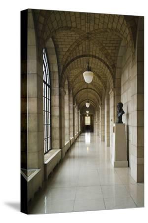 Nebraska State Capitol Interior, Lincoln, Nebraska, USA