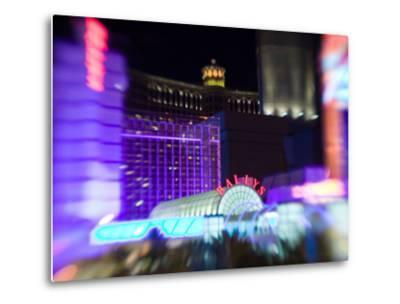 Neon Sign, Bally's Casino, Las Vegas, Nevada, USA