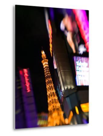Neon Sign, The Paris Casino, Las Vegas, Nevada, USA