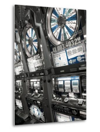 Nevada, Las Vegas, Mccarran International Airport, Slot Machines, USA