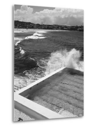 New South Wales, Sydney, Bondi Beach, Bondi Icebergs Swimming Club Pool, Australia