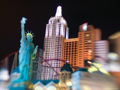New York, New York Casino, Las Vegas, Nevada, USA