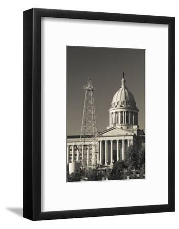 Oklahoma State Capitol Building, Oklahoma City, Oklahoma, USA