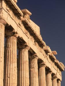 Parthenon, Athens, Greece by Walter Bibikow