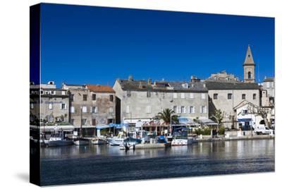 Port View of St-Florent, Le Nebbio, Corsica, France