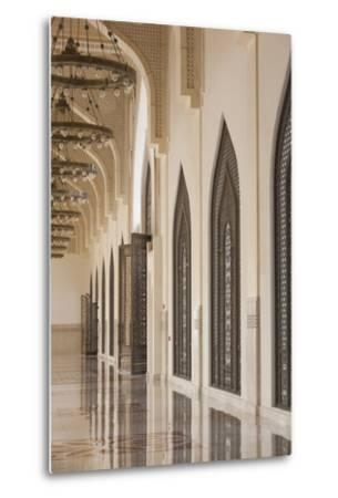 Qatar, Doha, Abdul Wahhab Mosque, the State Mosque of Qatar, Courtyard Walkway