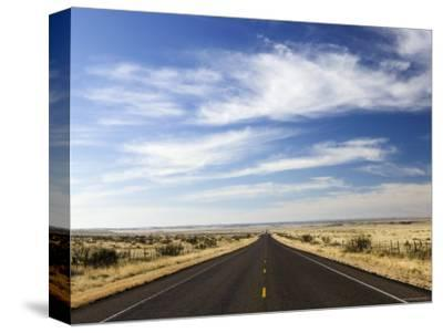 Road Near Marfa, West Texas, USA