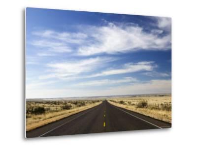 Road Near Marfa, West Texas, USA