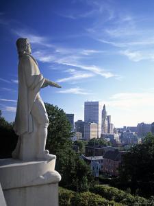 Roger Williams Memorial, Providence, Rhode Island, USA by Walter Bibikow