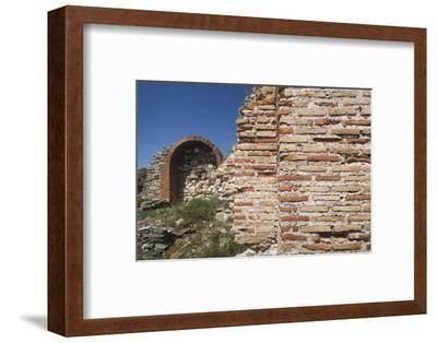 Romania, Black Sea Coast, Histria, Ruins of Oldest Romanian Town