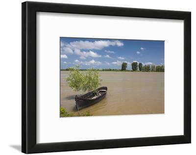 Romania, Danube River Delta, Mahmudia, Danube River Delta and Boats