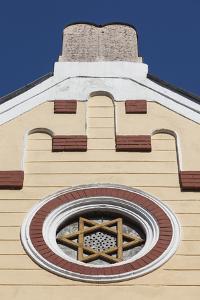 Romania, Maramures Region, Sighetu Marmatei, Sephardic Synagogue by Walter Bibikow