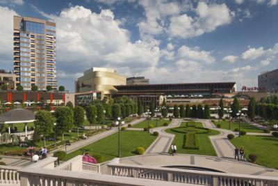 Romania, Moldavia, Iasi, Palas Mall by the Palace of Culture