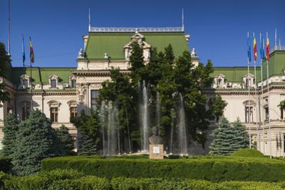 Romania, Moldavia, Iasi, Town Hall