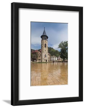 Romania, Moldavia, Piata Stefan Cel Mare Square, St. John's Church