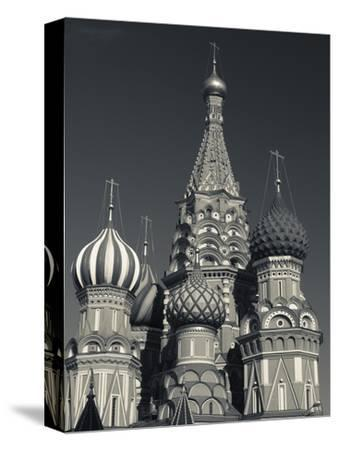 Saint Basils Cathedral, Red Square, Moscow, Moscow Oblast, Russia