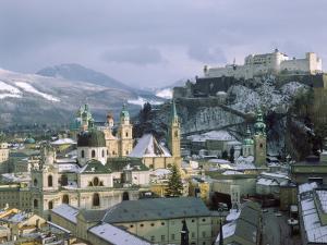 Salzburg, Austria by Walter Bibikow