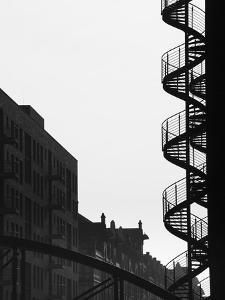 Speicherstadt Port Renovated Warehouses, Hamburg, State of Hamburg, Germany by Walter Bibikow