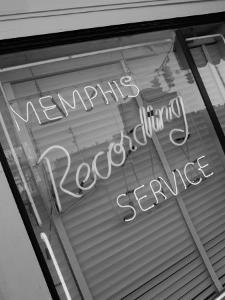 Sun Studios, Site of the First Recording of Elvis Presley, Memphis, Tennessee, USA by Walter Bibikow