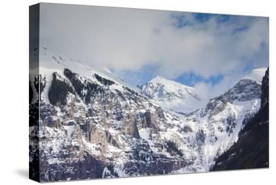 Telluride, Ajax Peak, Mountains, Colorado, USA