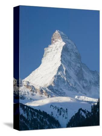 The Matterhorn, Zermatt, Valais, Wallis, Switzerland