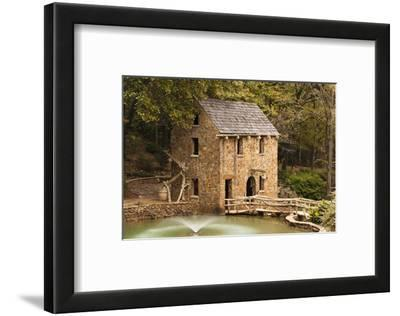 The Old Mill, Gone with the Wind, Little Rock, Arkansas, USA