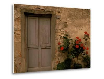 Tuscan Doorway, Castellina, Il Chianti, Tuscany, Italy