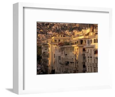Urban Apartment Buildings in Greece
