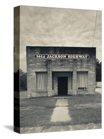 USA, Alabama, Muscle Shoals Area, Sheffield, Muscle Shoals Sound Studios, Recording Studio