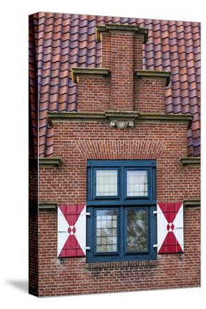 Usa, Delaware, Lewes, Zwaanendael Museum, Built in 1931 to Showcase Early Dutch Settlers