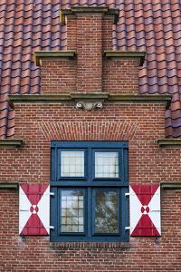 Usa, Delaware, Lewes, Zwaanendael Museum, Built in 1931 to Showcase Early Dutch Settlers by Walter Bibikow