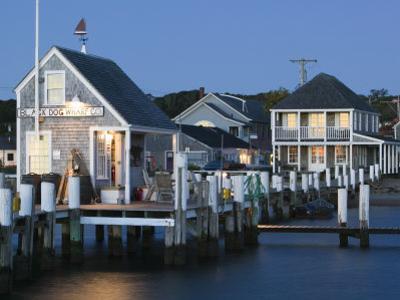 Vineyard Haven Harbour, Martha's Vineyard, Massachusetts, USA
