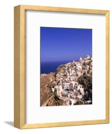 West End of Santorini, Greece