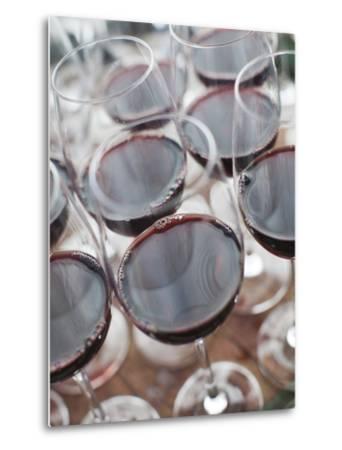 Wine Tasting, Bodega Marques De Riscal Winery, Elciego, Basque Country Region, Spain