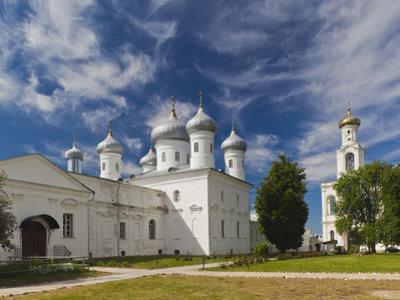 Yuryev Monastery, Novgorod Oblast, Veliky Novgorod, Russia