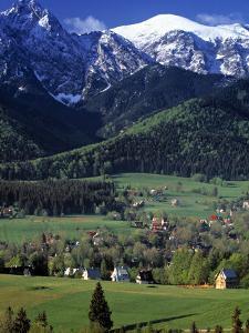 Zakopane, Tatra Mountains, Poland by Walter Bibikow