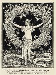 There Was a Lady Loved a Swine-Walter Crane-Giclee Print