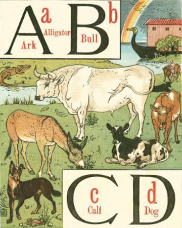 Noah's Alphabet I