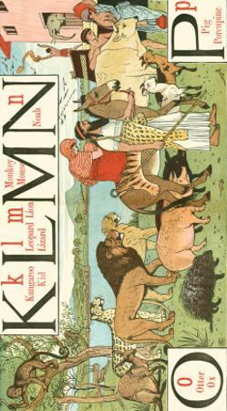 Noah's Alphabet IV