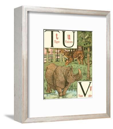 Noah's Alphabet VI