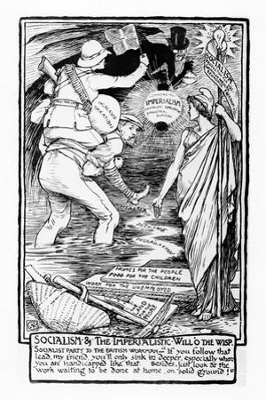 Socialism and the Imperialistic Will O the Wisp, 1901