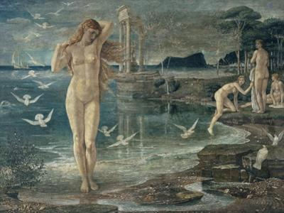 The Renaissance of Venus by Walter Crane