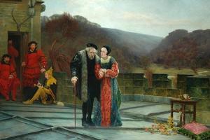 A Prisoner of the State, 1885 by Walter Dendy Sadler