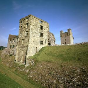 Helmsley Castle, 12th Century by Walter Espec