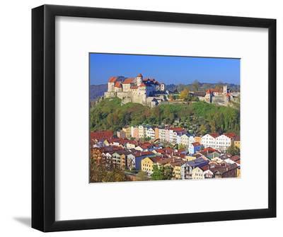 Village Burghausen, Germany