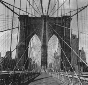 Brooklyn Bridge by Walter Gritsik