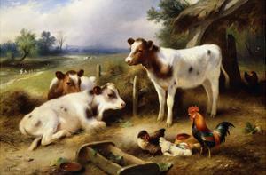 Farmyard Friends by Walter Hunt