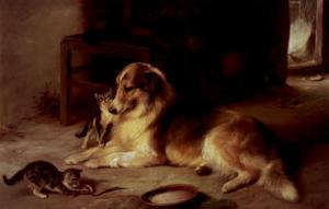 Good Friends by Walter Hunt